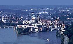 Ein Wochenende an der Donau