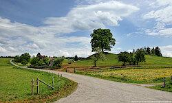 Romantische Straße Fränkische Landschaft