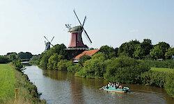 Radreise von Papenburg nach Wilhelmshaven