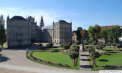 Coburg Schloss Ehrenburg
