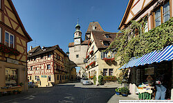 Rothenburg Burgtor
