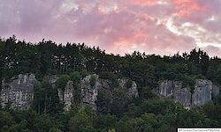 Fränkische Schweiz Landschaft