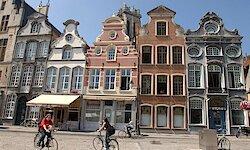 Brüssel, Gent, Brügge & Antwerpen