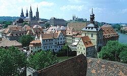 Radreise von Bamberg nach Aschaffenburg