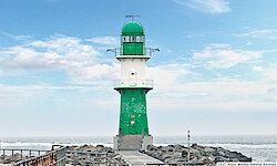 Ostseeküste Leuchtturm