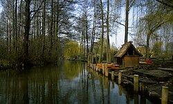 Ein Wochenende im Spreewald