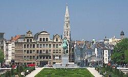 Zu Gast in der Europa-Metropole