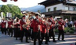 Montafoner Sommer Volksmusik