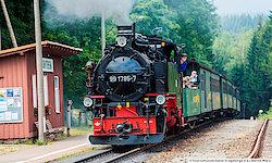 Erzgebirge Schmalspurbahn Fichtelberg