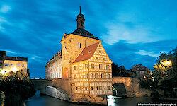 Bamberg altes Brückenrathaus