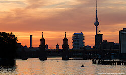 Berlin Blick auf Berlin Mitte